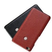 Phone Case For Xiaomi Mi 5 5S 6 8 A1 A2 lite Max 2 3 Mix 2s case Litchi Texture Cover Redmi Note 4 4X 4A 5a Plus