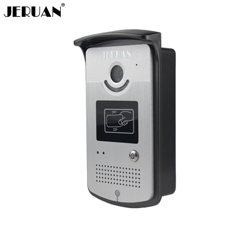 где купить JERUAN C2V VIDEO DOOR PHONE INTERCOM SYSTEM CAMERA ONLY OUTDOOR дешево