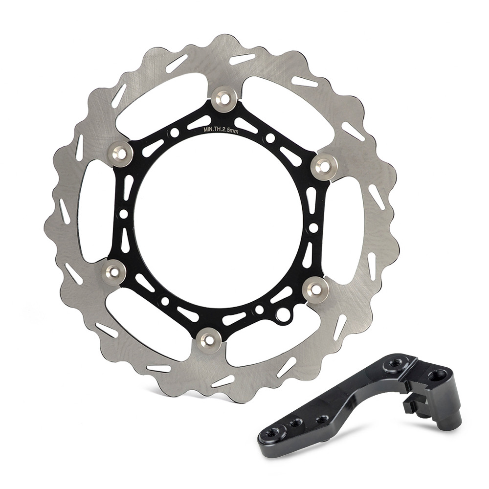 For KTM SX/SX-F 2000-2008 EXC/EXC-F 2000-2009 Oversize MX Brake Disc Rotor Kit 270mm сенсорные купить до 2000 грн
