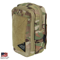 TMC Tactical EDC Pouch Utility ADMIN Map Pouch Multi purpose MOLLE Airsoft Tactical Combat Gear 2765