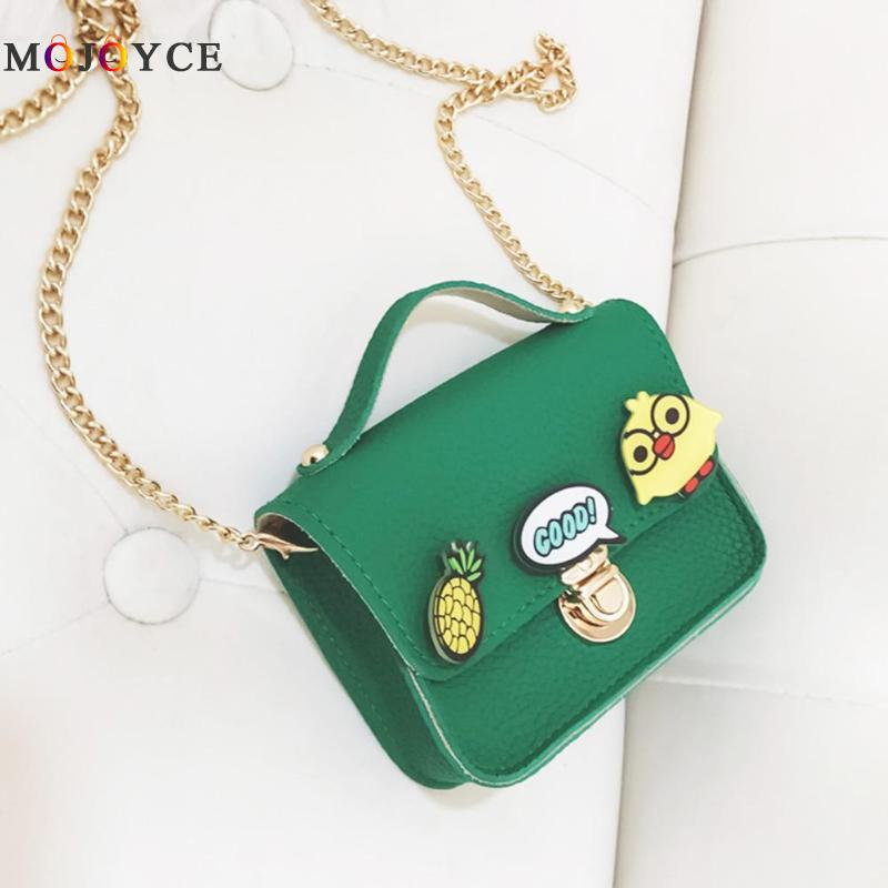 Detail Feedback Questions about Cute Cartoon Chain Kids Messenger Bag Girls  Purse PU Leather Shoulder Crossbody Bag Children Handbags on Aliexpress.com  ...