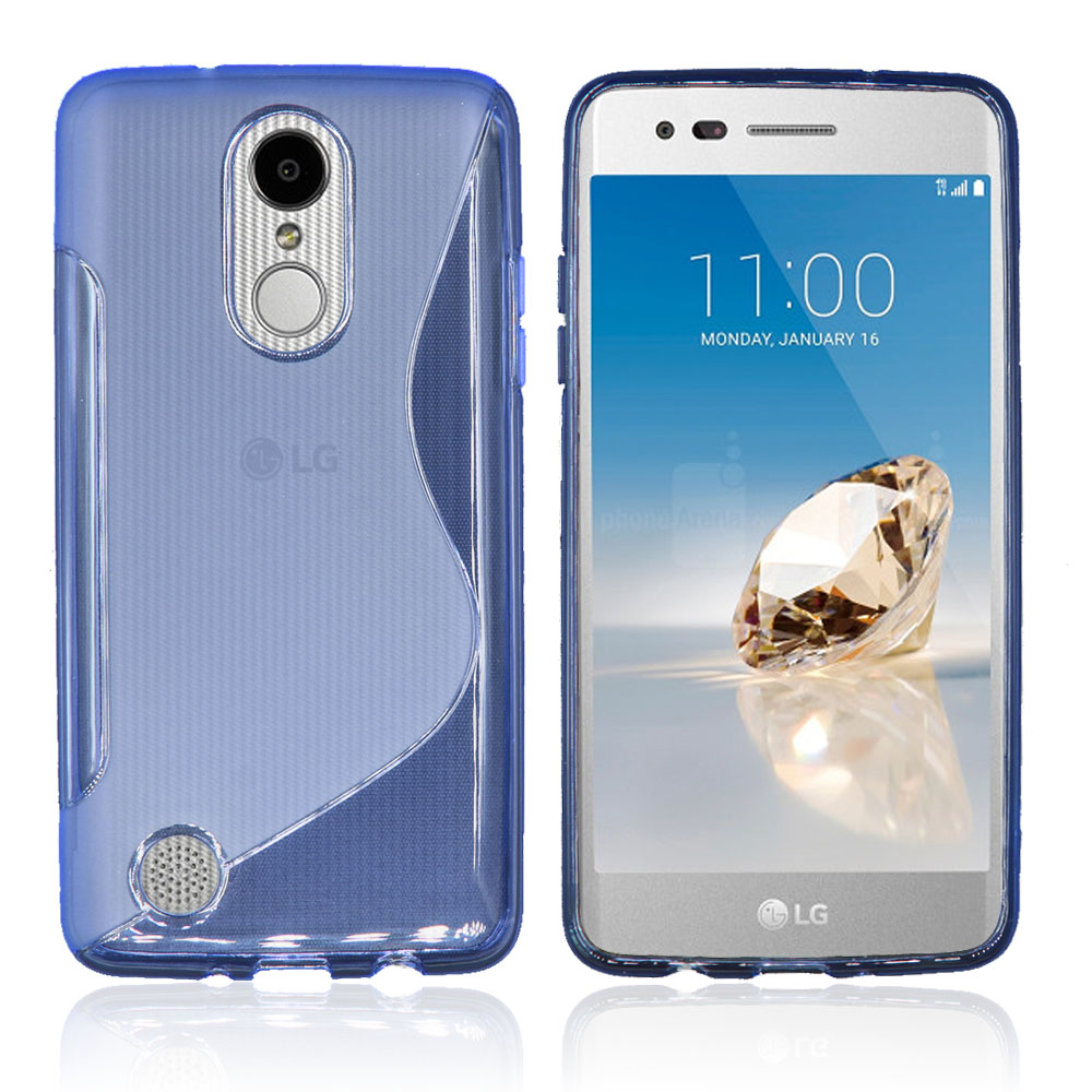 Ultra thin Half Clear TPU Silicone Case Soft Shockproof