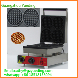China supplier electric waffle sanwich maker machine/ commercial baker equipment