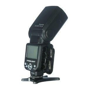 Image 4 - INSEESI IN560IV PLUS flash inalámbrico speedlite y Pixel TF 325 Adaptador de zapata para Sony A65 A77 A57 A100 A200 A300 A350 A380 A500