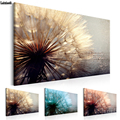 Large 5D Diy Daimond Painting Dandelions and Cobweb 5D Diamond Embroidery Full Square round Drill Cross Stitch Wall Art painting