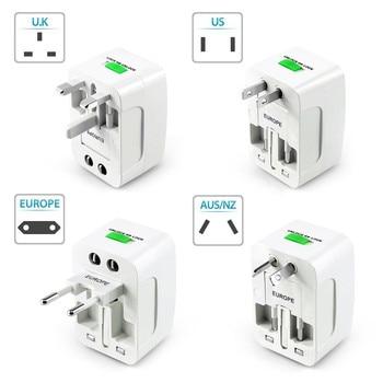 Universele Travel Adapter (US, EU, UK, AU)