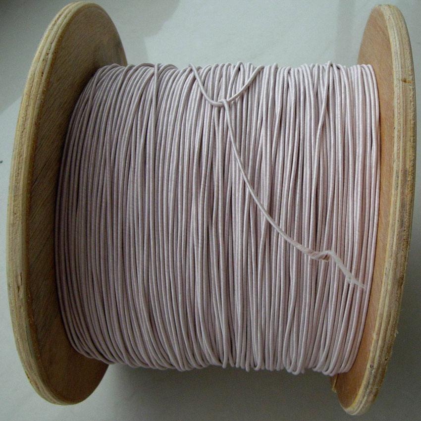 0.1x160 Strands mining machine antenna Litz wire multi-strand copper wire polyester silk envelope envelope yarn wire