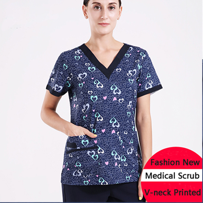 Viaoli Summer Medical Surgical Gowns High Quality And Wearable Surgical Gown Sets Dental Clinic Workwear Beauty Salon Workwear
