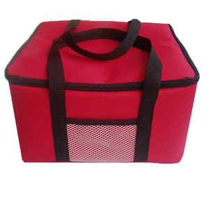 Image 3 - 12inch insulated pizza bag promotional Large thermal Cooler Bag Food Container 40x40x29cm