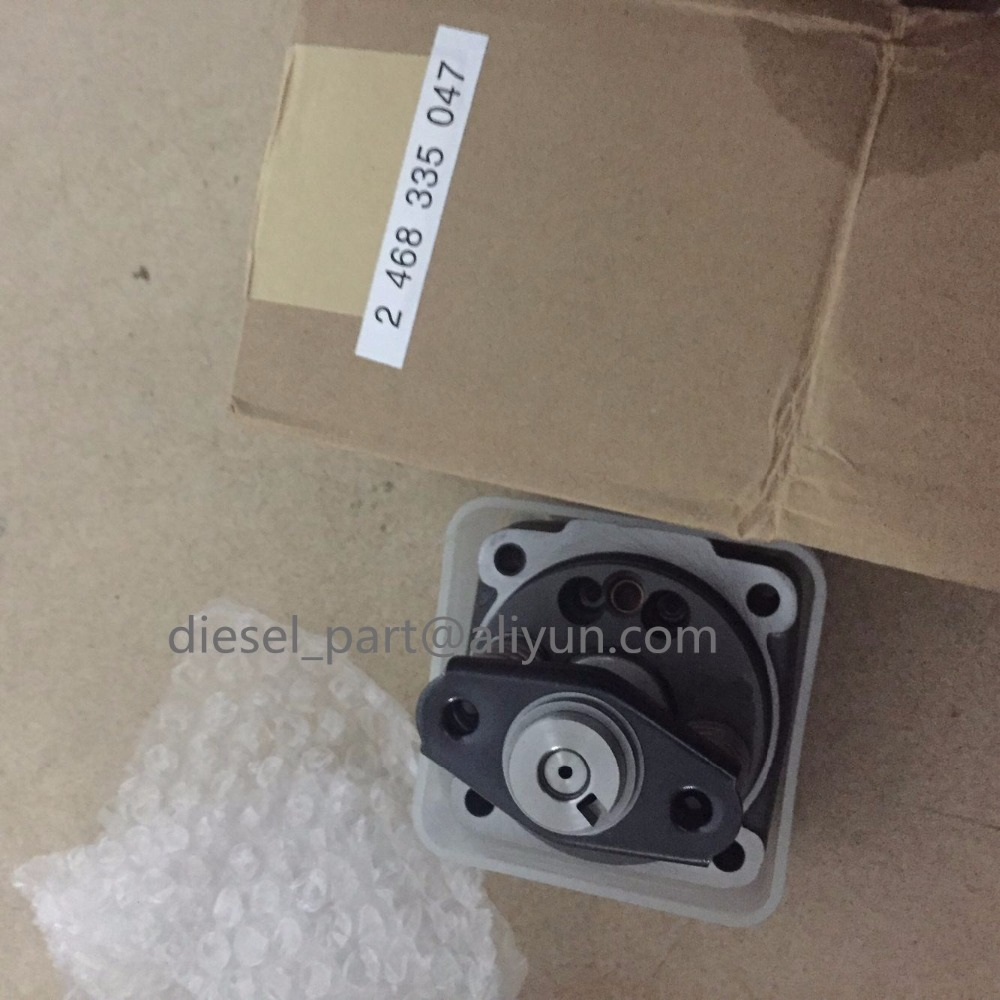 high quality diesel pump plunger head rotor 2468335047 in stock