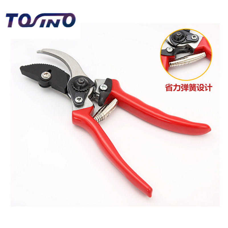High Quality Anti-slip Gardening Pruning Shear Scissor Stainless Steel Cutting Tools Set Pruner Tree Cutter Home Tools New Pruning Tools Tools