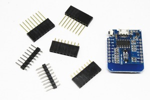 Image 2 - ESP8266 ESP 12 ESP12 WeMos D1 Mini โมดูล Wemos D1 Mini WiFi การพัฒนา Micro USB 3.3 V ขึ้นอยู่กับ ESP 8266EX 11 Pin ดิจิตอล