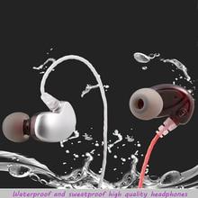 qijiagu 100PCS 3.5mm Universal Earphones with Mic  Earhook Sport Earphone Headphones Phone
