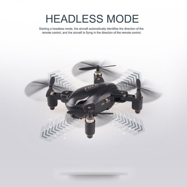 X31C 720P 2.4G Mini Folding WIFI FPV With Headless Mode Altitude Hold RC Quadcopter RC Control and Lighting Control Mode HOT!