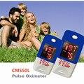 2PCS/LOT best buyer CE Finger puls oxymeter SPO2/Puls Oximeter Oxymeter oximetro de dedo LCD CMS50L