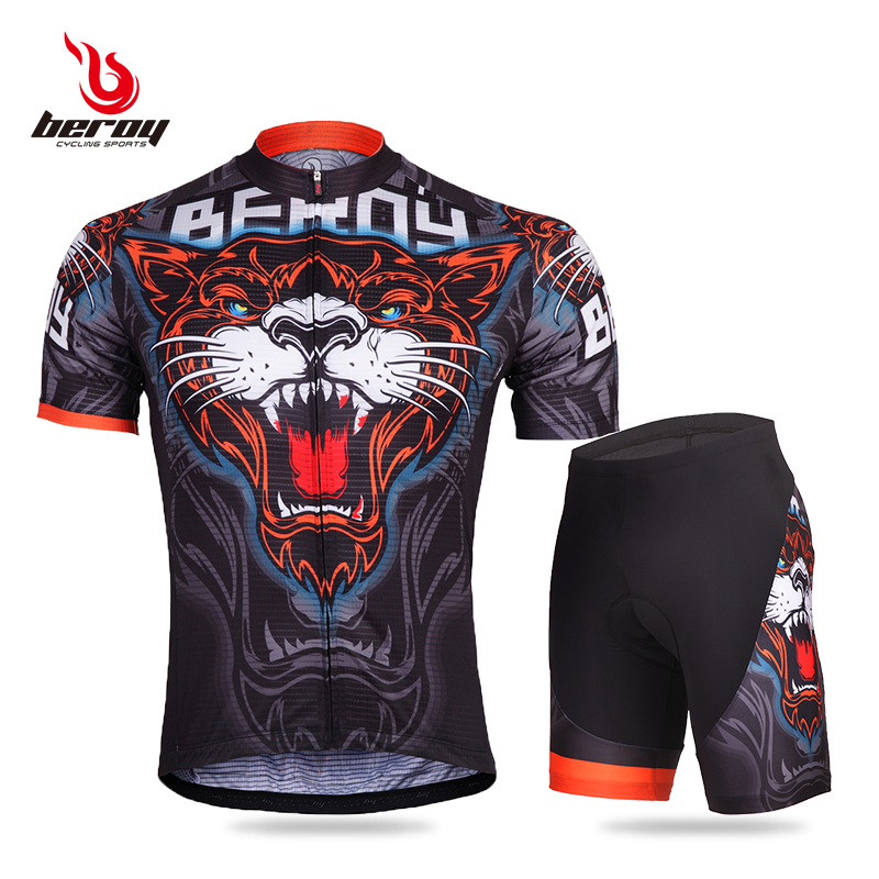 Pro Maillot MTB Bicycle Clothes Wear Mens Cycling Clothing Ropa Ciclismo Man Cycling set ...