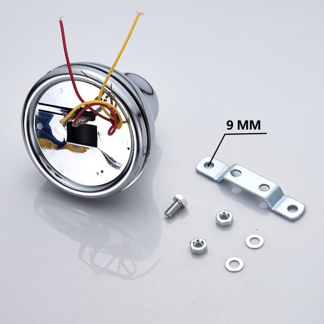 מכירה לוהטת אוניברסלי עמיד למים אופנוע 12 V פעמון צופר עבור משאית אופנוע