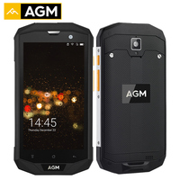 AGM A8 EU Version IP68 Waterproof Phone 5 0 Inch Snapdragon 4GB RAM 64GB ROM MSM8916