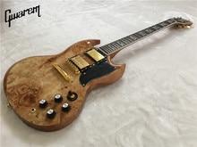 Electric guitar 2017 new g 400 guitar with gold hardware/warem guitar/guitar in china