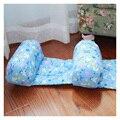 Frete Grátis 1 Peça Confortável Encantador Da Criança Do Bebê Seguro Cotton Anti Rolo Pillow Desenhos Animados Cabeça Posicionador Sono Anti-rolagem