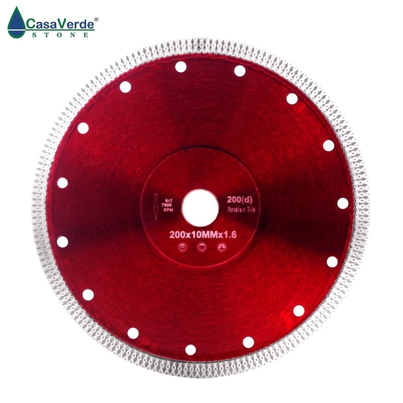 Dc Sxsb06 Super Thin 8 Inch 200mm Diamond Ceramic Tile Cutting Blade