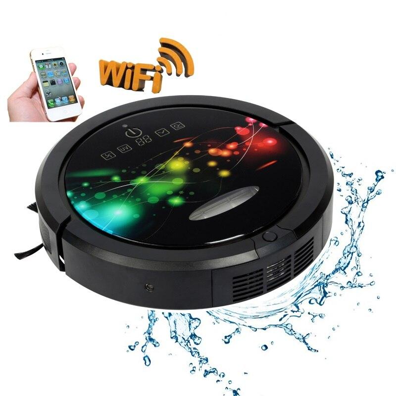 2018 Populaire Rode Kleur Smartphone WIFI APP Controle Robotic - Huishoudapparaten - Foto 2