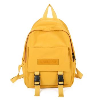 Nian Canvas backpack