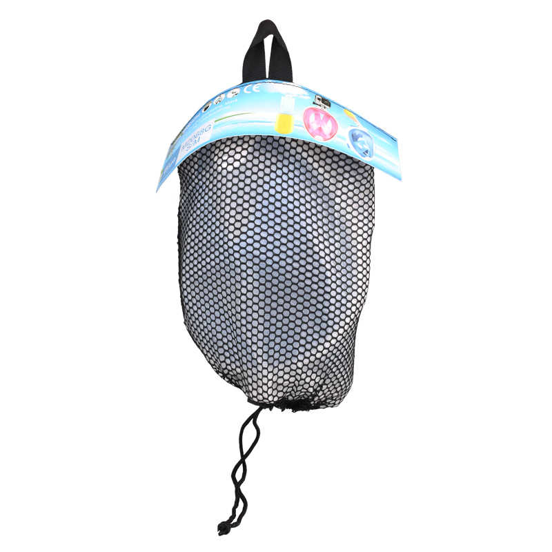 FDBRO Tam Yüz Şnorkel Maskesi Yüzme şnorkelli dalış maskesi Gözlük ve Solunum Çocuk dalış maskesi Anti Sis Su Geçirmez