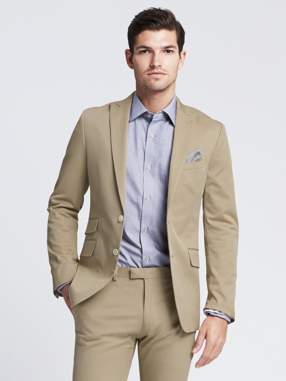 Formal Wear & Wedding Attire for Men Find everything you need for that special day by browsing the Belk collection of wedding attire and formal wear for men. The selection features a variety of handsome suits and blazers, well-tailored dress shirts, formal dress shoes and accessories.