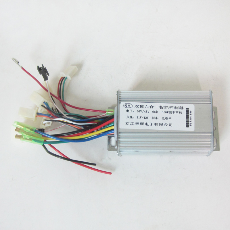 36V 350W Brushless Hub Motor Speed Controller e-Bike Electric Bicycle Hoverboard Controller Electric Scooter Accessories