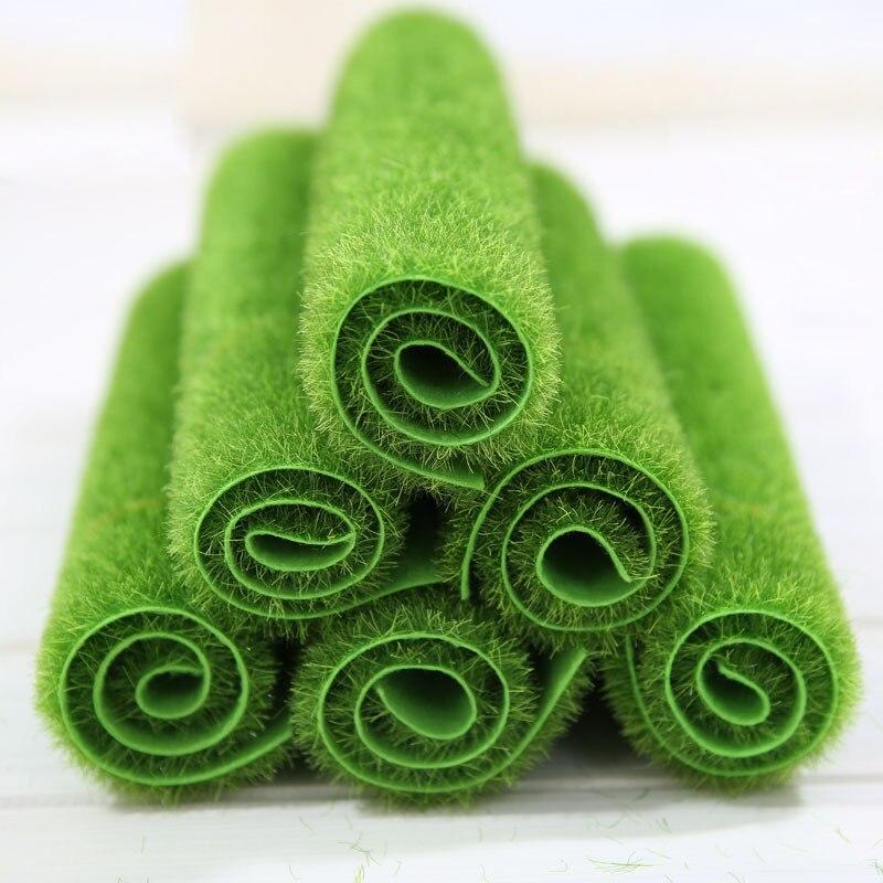 Popular Artificial Grass Decoration Crafts Buy Cheap Artificial
