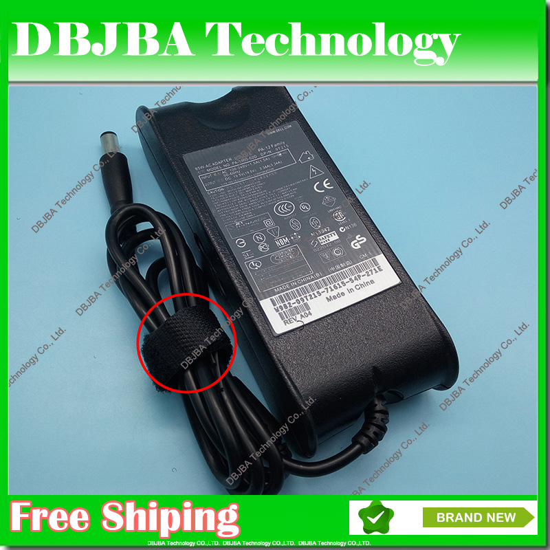 free shipping Laptop Adapter For DELL 19.5V 3.34A 65W 7.4*5.0 PA-12 Replacement Laptop AC Power Adapter Charger