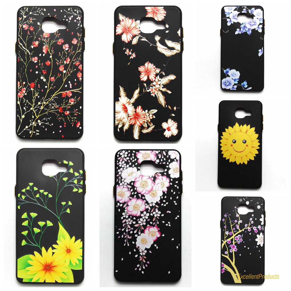Rock Smart Phone Casing Untuk Samsung Galaxy A510 A5 2016 Leather Backdoor Tutup Belakang Cases For Case Luxury 3d Relief Back Cover Colorful
