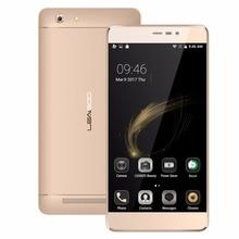 Оригинальный leagoo Shark 5000 5.5 дюймов 3 г мобильного телефона Android 6.0 1 ГБ/8 ГБ MTK658 Quad Core Смартфон 5000 мАч Dual Sim сотовый телефон