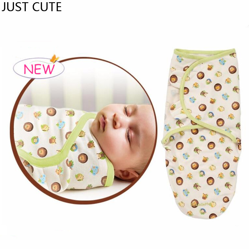 Baby Cocoon Swaddle Wrap Swaddling bag Newborn Cotton Envelope Sleep sack Receiving Blanket Infant bedclothes Sleeping Bedding