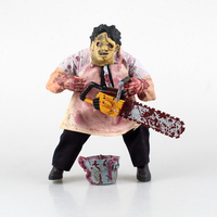 Elsadou NECA The Texas Chainsaw MASSACRE PVC Action Figure Collectible Model Toy 7 18cm With Box