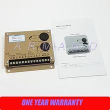 Generator Electronic Governor System ESD5111 Speed controller mechanical engine governor eg2000 universal electronic engine governor controller fast free shipping