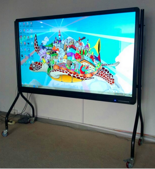 55 Inch LCD 160 Degree View Angle CCTV PC Audio Video Display Camera Monitor With VGA HDMI AV BNC Case Shell Holder
