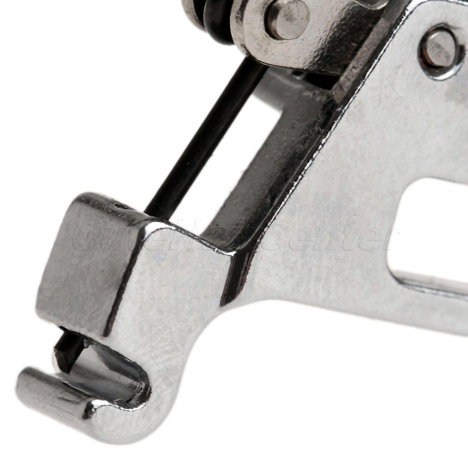 Hicello 1 stück Inland Nähmaschine Nähfuß Niedrigen Schaft Snap - Kunst, Handwerk und Nähen - Foto 3