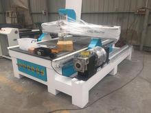 CNC Routers 4Axis / 4 Axis CNC Milling Machine for EPS foam Styrofoam PU Foam Polystyrene Foam Cylinder CNC Machine 5'x10′