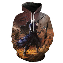 Sondirane Newest 3D Cool Cartoon Print Hoodies Long Sleeve Pullover Tops Fashion Men and Women Tracksuit Clothing Plus Size 6XL