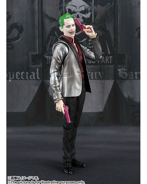 Фигурка Джокер Отряд самоубийц Джаред Лето