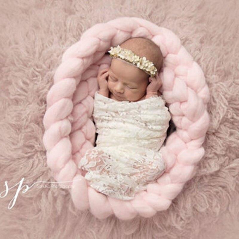 2019 Comfortabele Baby Deken Verjaardag Baby Fotografie Voor Zitzak Pluche Drop Shipping Een Effect Produceren Voor Een Heldere Visie