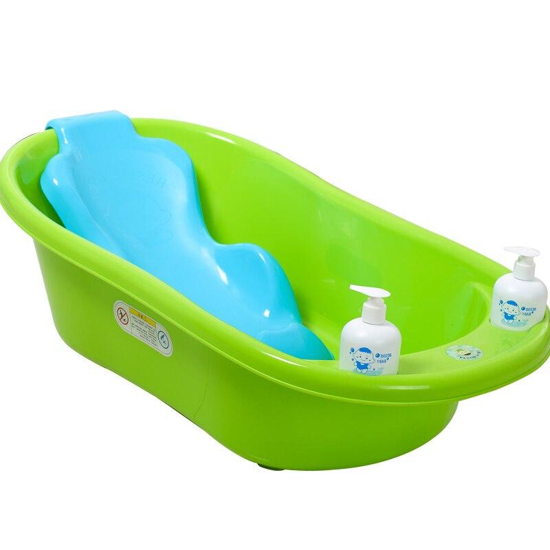Aliexpress.com : Buy Baby bath tub baby bathtub child thickening ...