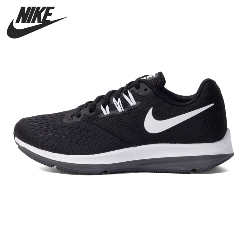 Original New Arrival 2017 NIKE WMNS ZOOM WINFLO 4 Women's Running Shoes Sneakers new arrival original nike breathable zoom winflo 3 men s running shoes sneakers trainers