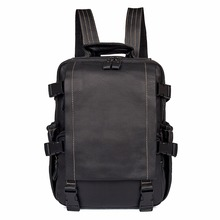 Augus Large Capacity And Multi Funcation Backpack Simple Style Shoulder Bag Characteristic 2014A