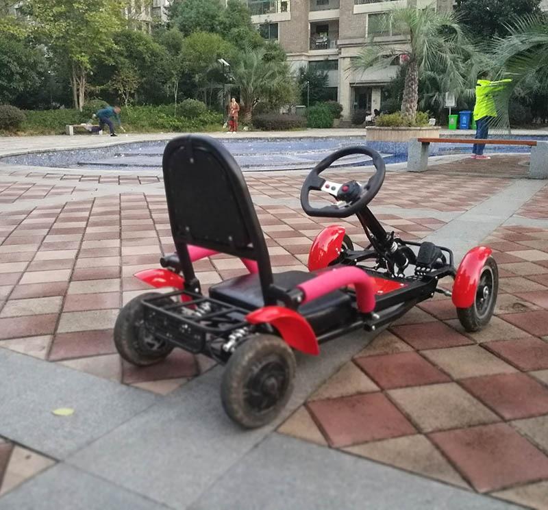 folding go kart escooter5