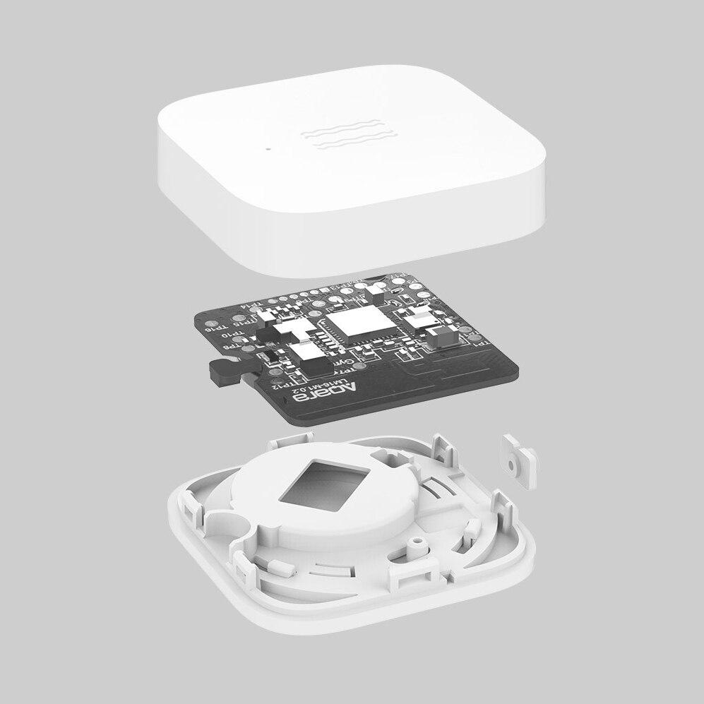 Оригинал Xiaomi Mijia Aqara Датчик вибрации  встроенный в гироскоп Мини датчик движения Xiaomi Mi