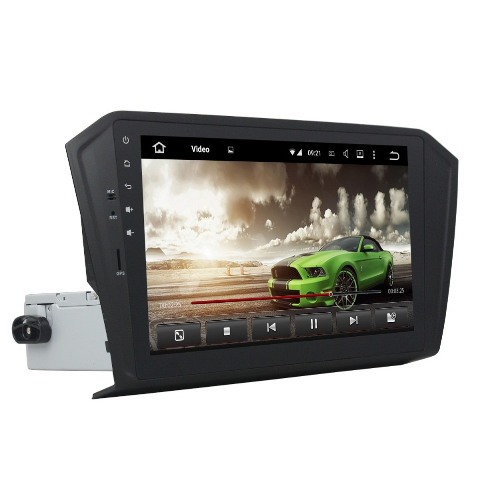 4GB RAM Octa Core 10.1 Android 6.0 Car Radio DVD Player for VW Volkswagen Passat 2015 2016 With GPS Bluetooth WIFI Mirror link