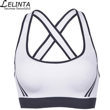 USPS Drop Ship Absorver Sweat Sport Bra For Women Gym Running Yoga Set Girl Underwear S M L XL Free Shipping